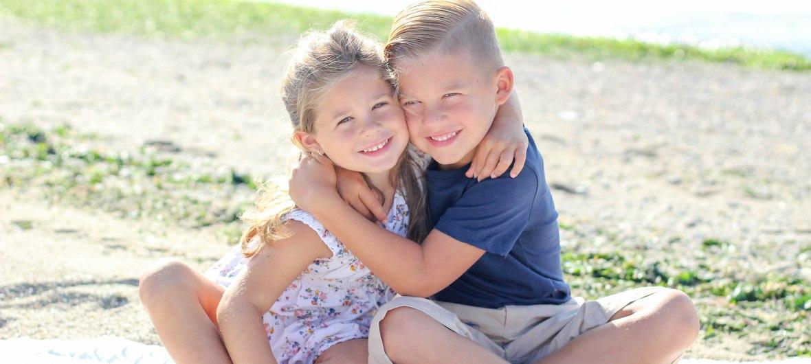 kids beach portrait session danbury connecticut courtney lewis photography